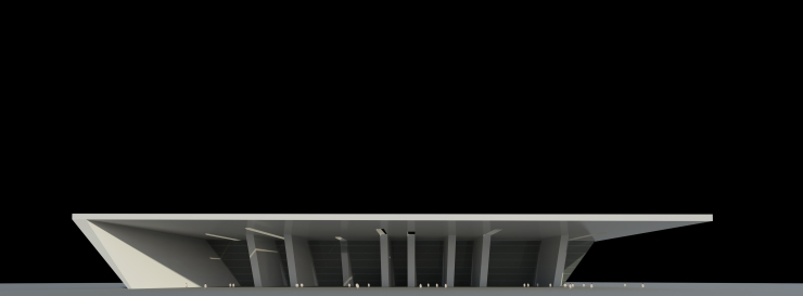 Yelizovo Int. Airport-Concept Design